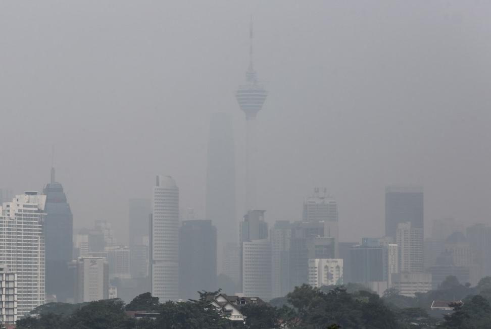 Haze –  eine Umweltkatastrophe hat einen Namen!