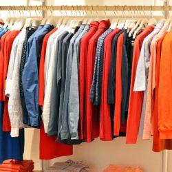 Kleidung tauschen statt kaufen!