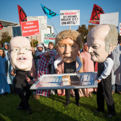 #NotMyKlimapaket – Wie fossiler Konzern-Lobbyismus Klimapolitik und Energiewende gefährdet