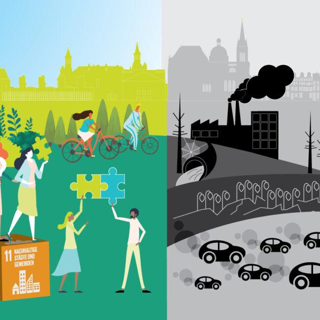 Nachhaltigkeit in Aachen – Fortschrittlich oder zum Gruseln?